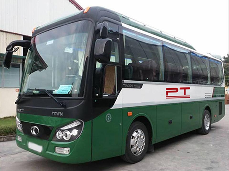 Cho thuê xe 29 chỗ đi Nha Trang